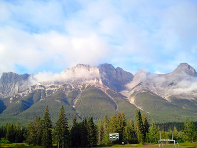 Canmore Soccer Field